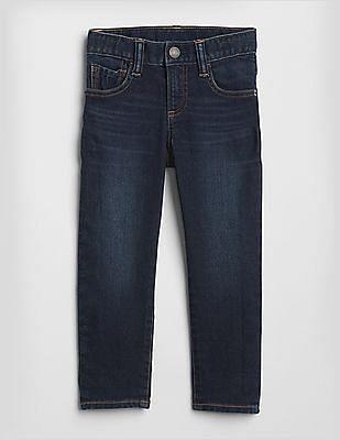 GAP Toddler Boy Superdenim Slim Jeans With Fantastiflex