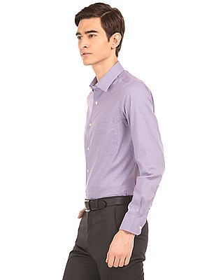Arrow Houndstooth Regular Fit Shirt