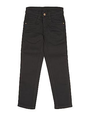 FM Boys Rinsed Skinny Jeans