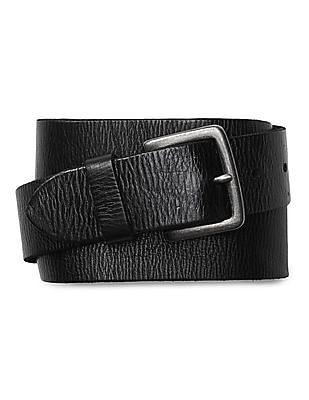 GAP Textured Leather Belt