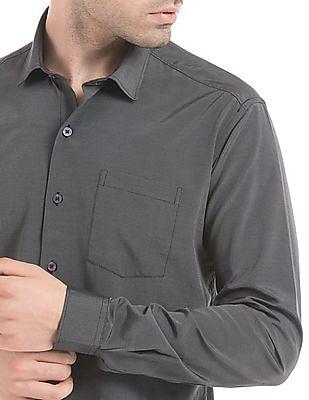 Excalibur Fil-A-Fil Regular Fit Shirt