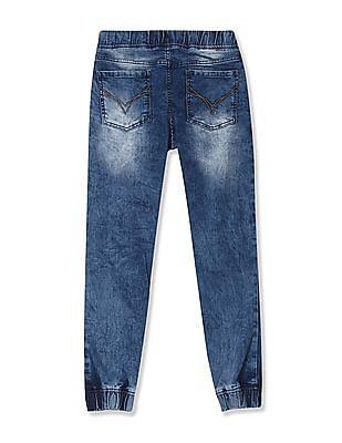 FM Boys Boys Washed Jogger Jeans
