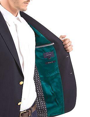 Gant Tailored Fit Woollen Blazer