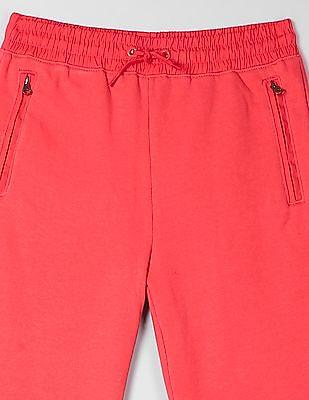 GAP Boys Heathered Knit Shorts