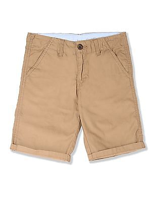 e415dc819 Buy Boys 277835748 Brown Boys Shorts online at NNNOW.com