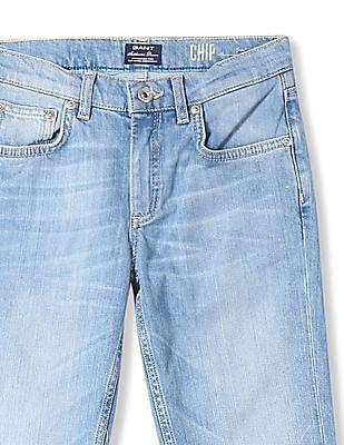 Gant Boys Chip 5 Pocket Jeans