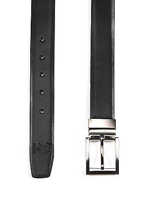 U.S. Polo Assn. Reversible Leather Belt