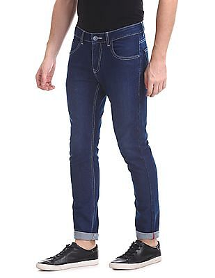 Ruf & Tuf Slim Fit Rinsed Jeans