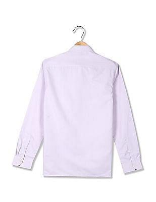 Excalibur Check Weave Cotton Shirt