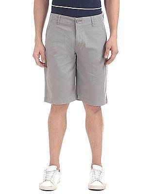 Aeropostale Twill Chino Shorts