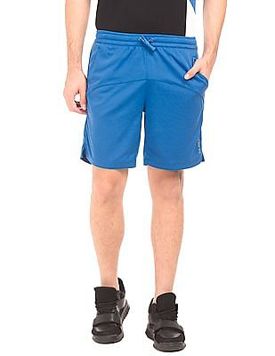 USPA Active Drawstring Waist Equi-Dry Shorts