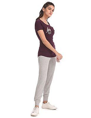 Aeropostale Regular Fit Short Sleeve T-Shirt