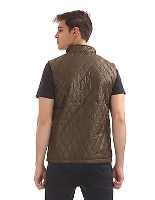 Flying Machine Quilted Padded Jacket