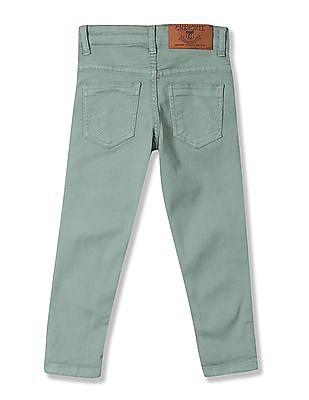 Cherokee Boys Slim Fit Rinse Wash Jeans