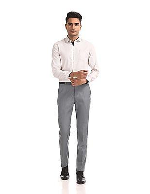 Excalibur Cutaway Collar Long Sleeve Shirt