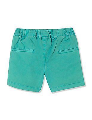 Cherokee Girls Solid Twill Shorts