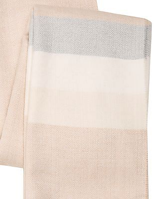 GAP Cozy Modal Holiday Stripe Scarf