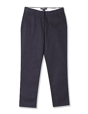 Gant Regular Fit Satin Pants