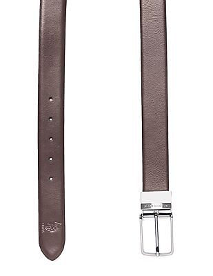 U.S. Polo Assn. Reversible Leather Belt
