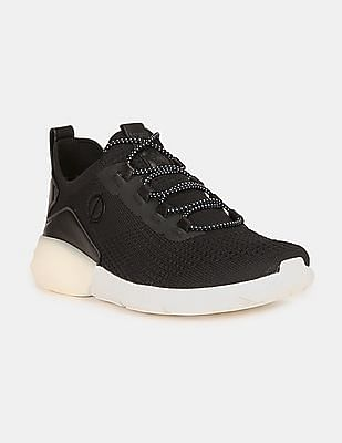 Cole Haan Women Black ZeroGrand All Day Stitchlite Runner Sneakers