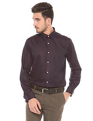 Arrow Regular Fit Cotton Shirt