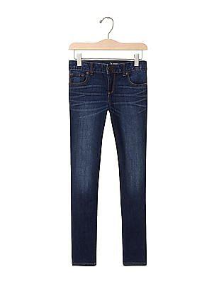 GAP Boys 1969 High Stretch Super Skinny Jeans