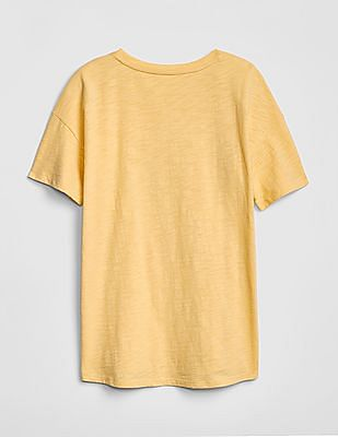 GAP Girls Graphic Short Sleeve Tunic