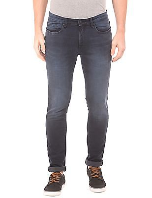 Aeropostale Stone Washed Super-Skinny Fit Jeans
