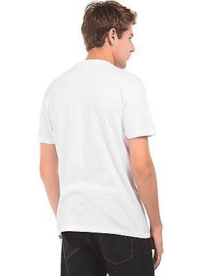 Aeropostale Printed Cotton T-Shirt