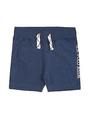 U.S. Polo Assn. Kids Boys Solid Knit Shorts