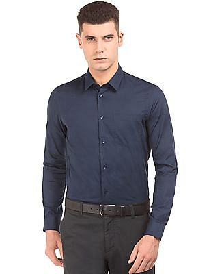 Arrow Newyork Patterned Slim Fit Shirt