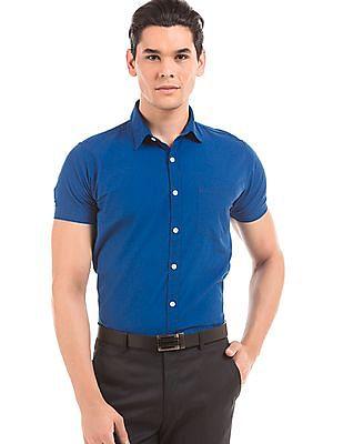 Ruggers Fil-A-Fil Slim Fit Shirt