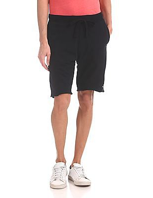 U.S. Polo Assn. Denim Co. Solid Knit Shorts