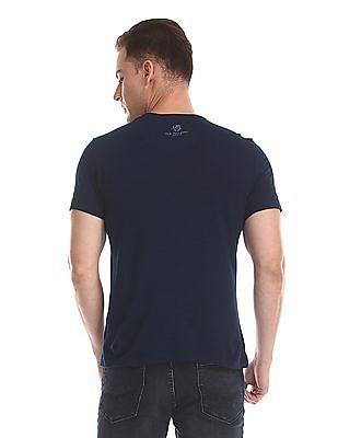 U.S. Polo Assn. Denim Co. Crew Neck Striped T-Shirt