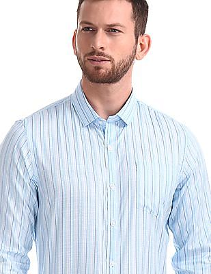 Excalibur Long Sleeve Spread Collar Shirt - Pack Of 2
