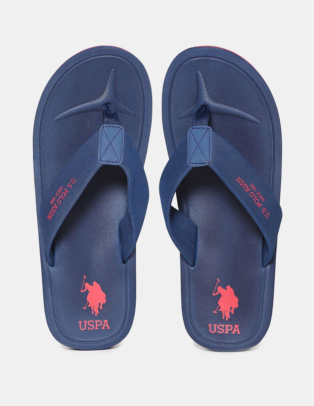 us polo assn flip flops - 59% OFF