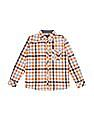 Cherokee Boys Checked Shirt