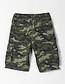 GAP Boys Print Cargo Shorts