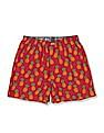 Flying Machine Pineapple Print Cotton Boxers