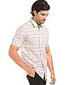 Izod Check Slim Fit Shirt