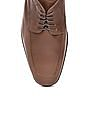 Johnston & Murphy Moc Toe Leather Derby Shoes