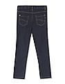 Nautica Kids Girls Skinny Fit Rinsed Jeans