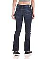 Flying Machine Women Stone Wash Bootcut Jeans