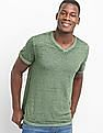 GAP Burnout V-Neck Tee