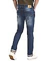 Cherokee Blue Slim Fit Stone Wash Jeans