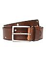 Flying Machine Studded Leather Belt