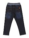 Cherokee Boys Slim Fit Dark Wash Jeans