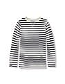 The Children's Place Boys Long Sleeve Striped Thermal Top