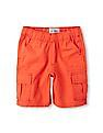 The Children's Place Toddler Boy Woven Pull-On Cargo Shorts