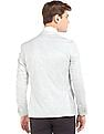 Arrow Newyork Heathered Single Breasted Blazer
